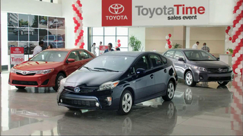 Toyota Time Sales Event TV Spot, 'Toyota Care' - 88 commercial airings