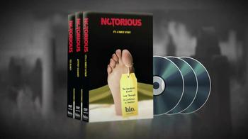 Notorious DVD TV Spot