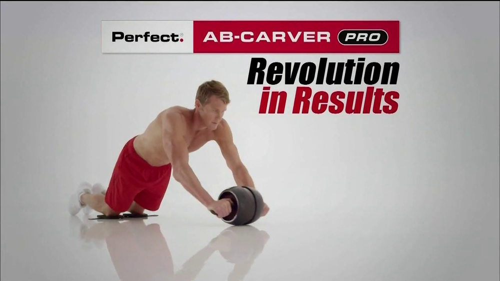 Ab Carver Pro TV Commercial, 'Toned Waist'
