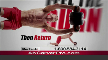 Ab Carver Pro TV Spot, 'Toned Waist' - Thumbnail 4