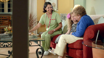 Interim HealthCare TV Spot, 'Home' - Thumbnail 9