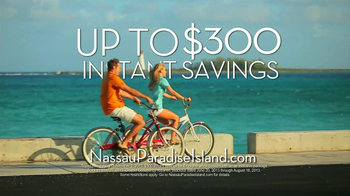 Nassau Paradise Island TV Spot, 'Closer Than You Think' - Thumbnail 10