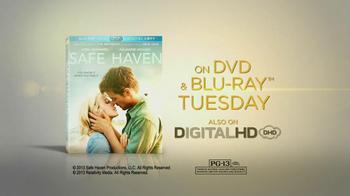 Safe Haven Blu-ray, DVD & Digital TV Spot - Thumbnail 7