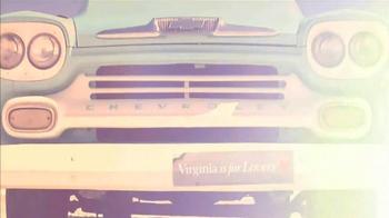 Virginia Tourism Corporation TV Spot, 'The Heart of Virginia' - Thumbnail 1