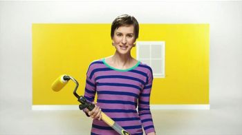Wagner Smart Paint Rollers TV Spot