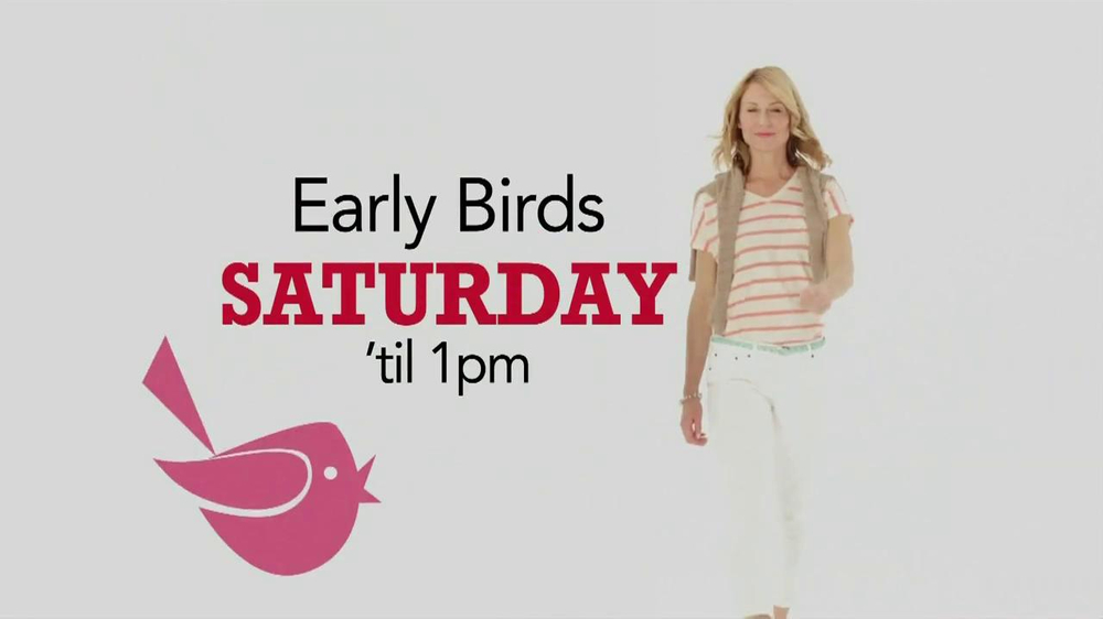 16bdca8ca Kohl's TV Commercial, '2-Day Weekend Sale' - iSpot.tv