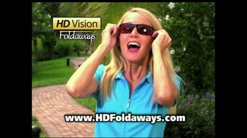 HD Vision Foldaways TV Spot, \'Brighter and Clearer\'