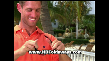 HD Vision Foldaways TV Spot, 'Brighter and Clearer' - Thumbnail 4