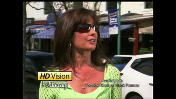 HD Vision Foldaways TV Spot, 'Brighter and Clearer' - Thumbnail 7