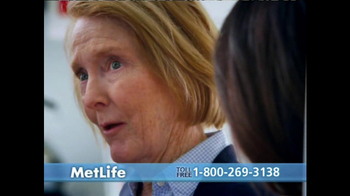 MetLife TV Spot, \'Dad\'s Accident\'