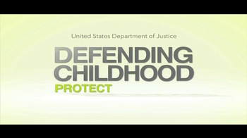 United States Department of Justice TV Spot, 'Defending Childhood' - Thumbnail 8