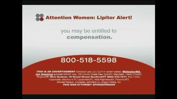 Sokolove Law TV Spot, 'Lipitor and Type 2 Diabetes' - Thumbnail 2