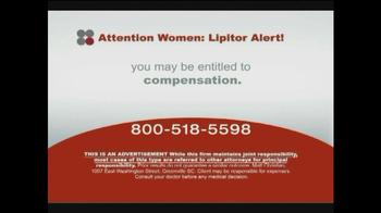 Sokolove Law TV Spot, 'Lipitor and Type 2 Diabetes' - Thumbnail 7