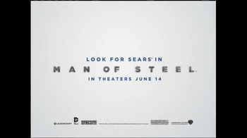 Sears Memorial Day Mattress Spectacular TV Spot, 'Man of Steel' - Thumbnail 9