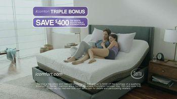Serta iComfort Sleep System TV Spot, 'Update' - Thumbnail 10