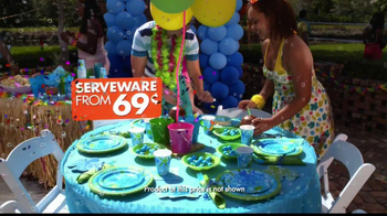 Party City TV Spot, 'Summer Pool Party' - Thumbnail 6