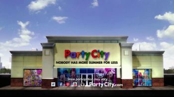 Party City TV Spot, 'Summer Pool Party' - Thumbnail 8