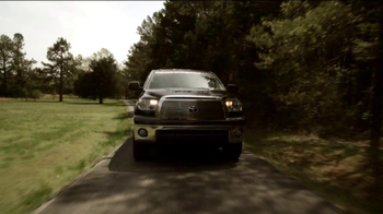 Toyota Tundra TV Spot, 'Bass Fishing' Featuring Steven Browning - Thumbnail 9