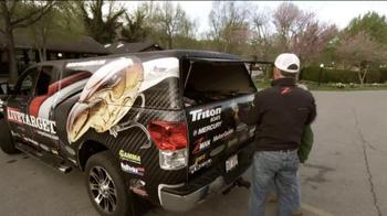 Toyota Tundra TV Spot, 'Bass Fishing' Featuring Steven Browning - Thumbnail 5