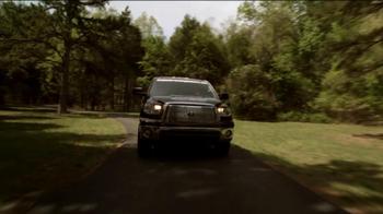 Toyota Tundra TV Spot, 'Bass Fishing' Featuring Steven Browning - Thumbnail 6