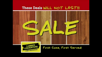 Lumber Liquidators TV Spot, 'Flooring Sale Alert' - Thumbnail 10