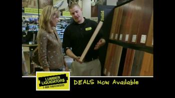 Lumber Liquidators TV Spot, 'Flooring Sale Alert' - Thumbnail 4