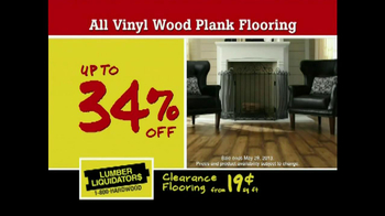 Lumber Liquidators TV Spot, 'Flooring Sale Alert' - Thumbnail 7