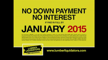 Lumber Liquidators TV Spot, 'Flooring Sale Alert' - Thumbnail 9