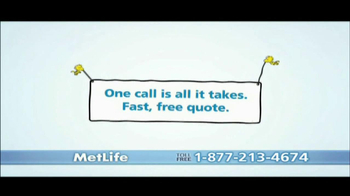 MetLife TV Spot, 'Too Expensive' - Thumbnail 5