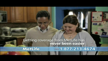 MetLife TV Spot, 'Too Expensive' - Thumbnail 6