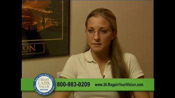 The LASIK Vision Institute TV Spot - Thumbnail 9