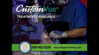 The LASIK Vision Institute TV Spot - Thumbnail 6