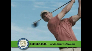 The LASIK Vision Institute TV Spot - Thumbnail 8