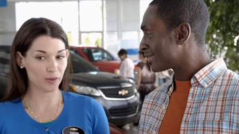 2013 Chevrolet Cruze TV Spot, 'Memorial Day Sale' - Thumbnail 2