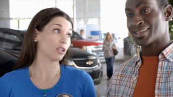 2013 Chevrolet Cruze TV Spot, 'Memorial Day Sale' - Thumbnail 3