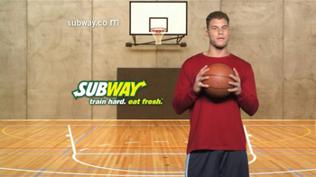Subway TV Spot, 'Monsters University' Featuring Blake Griffin - Thumbnail 10