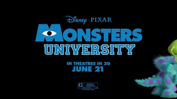 Subway TV Spot, 'Monsters University' Featuring Blake Griffin - Thumbnail 9