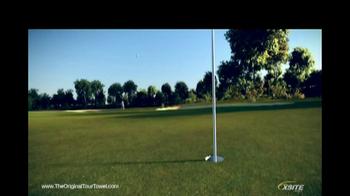 Exsite Golf The Original Tour Towel TV Spot - Thumbnail 5