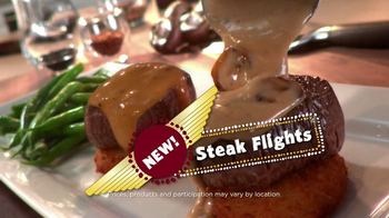 Outback Steakhouse TV Spot, 'Fly In' - Thumbnail 7