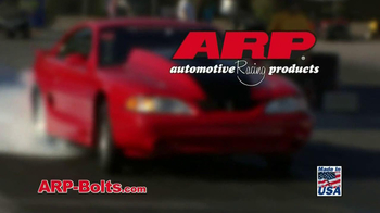 ARP Bolts TV Spot, 'Flywheel Bolt Kits' - Thumbnail 1