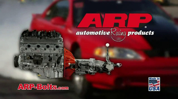 ARP Bolts TV Spot, 'Flywheel Bolt Kits' - Thumbnail 2