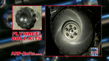 ARP Bolts TV Spot, 'Flywheel Bolt Kits' - Thumbnail 4