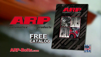 ARP Bolts TV Spot, 'Flywheel Bolt Kits' - Thumbnail 8