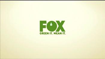 FOX Green It. Mean It. TV Spot Featuring David Boreanaz - Thumbnail 10