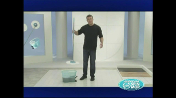Hurricane 360 Spin Mop TV Spot Featuring Mike Sullivan - Thumbnail 5