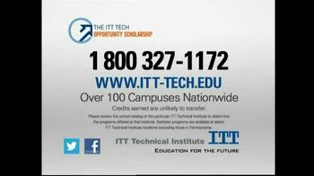 ITT Tech Opportunity Scholarship TV Spot - Thumbnail 9