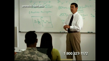 ITT Tech Opportunity Scholarship TV Spot