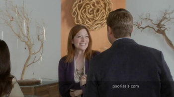 Psoriasis Speaks TV Spot, 'Uncomfortable' - Thumbnail 2