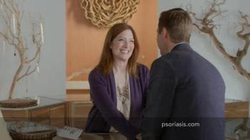 Psoriasis Speaks TV Spot, 'Uncomfortable' - Thumbnail 4