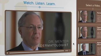 Psoriasis Speaks TV Spot, 'Uncomfortable' - Thumbnail 7